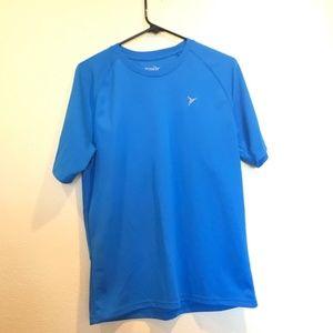 Old Navy   Blue Workout T-shirt